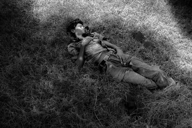 Le dormeur du val arthur rimbaud frenchcrazy - Dormeur du val rimbaud ...