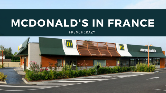McDonalds in France: The American Plague