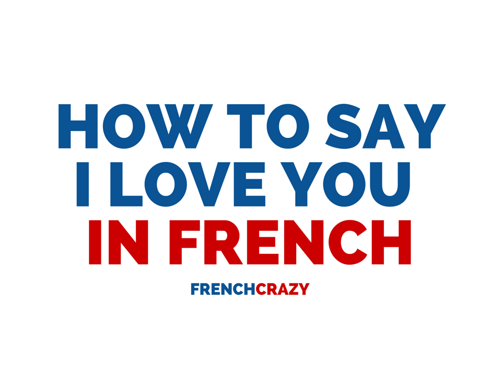 The best: how to say are you dating in french