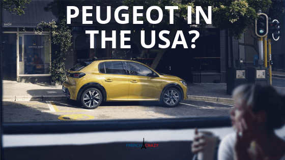 Peugeot Vows to Return to the USA